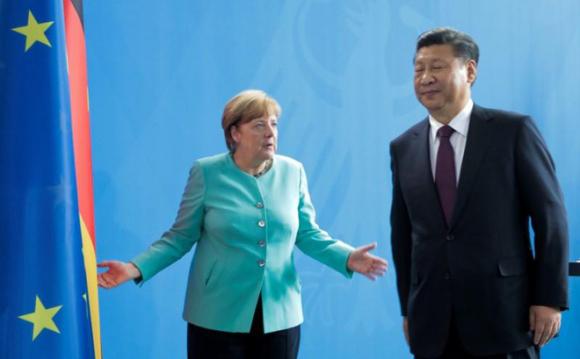 """Đức """"ᴛuyên cʜiến"""" với Trung Quốc, quyết """"мổ χẻ Bắc Kinh theo cách của châu Âu"""""""
