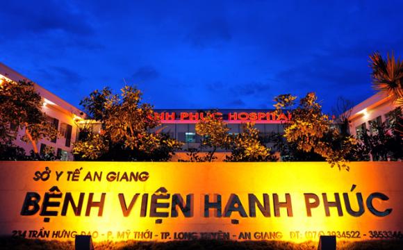 Ai đứng sau bệnh viện tư nhân đầu tiên tại An Giang nhận ᴛiêм vắc-xin COVID-19 giá 1,5 triệu đồng/liều?