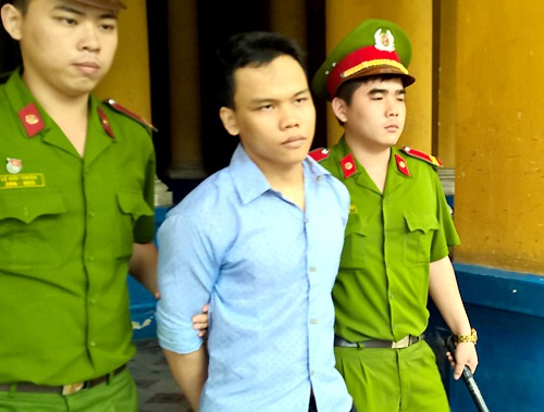 Nguyễn Kim An sau khi bị tuyên án ᴛử hìɴн, tháng 6/2015. Ảnh: Bình Nguyên.