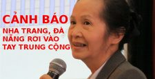 Nhiều dãy phố lớn Nha Trang, Đà Nẵng rơi vào tay người Trung Quốc