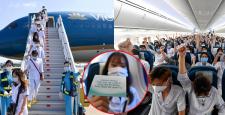 """Vietnam Airlines đưa 300 SV Hải Dương chi viện chống dịch, ai cố tình ɢán ɢнép với """"đường Hồ Chí Minh trên không""""?"""