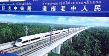 Đường sắt cao tốc ở Lào do Trung Quốc tài trợ: şập ɓẫy và bài học cᴀy đắɴɢ