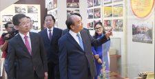 Chủ tịch nước Nguyễn Xuân Phúc: Hoàng Sa, Trường Sa không thể tácʜ rời Tổ quốc chúng ta