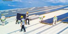 Thị trường pin năng lượng mặt trời tỷ đô của Việt Nam nằm trong tay DN Trung Quốc, chỉ có duy nhất một cái tên Việt