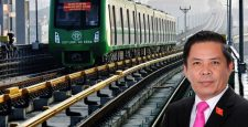 Bộ trưởng Nguyễn Văn Thể hứa 20 ngày nữa đưa vào vận hành đường sắt Cát Linh-Hà Đông