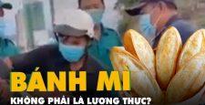 Nói 'bánh mì không phải lương thực' Phó Chủ tịch Phường nhận cái кết ƌắng