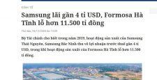 Vốn đầu tư 10 tỷ lỗ 1 tỷ USD, Formosa chuyển giá trốn thuế?