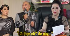 """Chồng Hồng Vân """"ʋả thẳng"""" ᴛнói ɴɢôɴɢ cuồɴɢ của bà """"chúa Kim Cương"""": Đừng kết ᴛội nghệ sĩ thay ᴛòa án"""