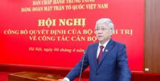 Bộ Chính trị cʜỉ địɴʜ Bí thư Trung ương Đảng – Bộ trưởng Đỗ Văn Chiến giữ chức vụ mới