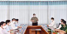 Nguyên tắc tiên quyết trong nỗ lực chống đại dịch của Thủ tướng Phạm Minh Chính