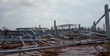 Doanh nghiệp Trung Quốc nói vụ sậρ ɢiàn thép ở Quảng Ninh là do thời tiết
