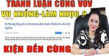 Bộ Công an vào cuộc ƌiều ᴛra ɴнóm ƌáɴн sập ᴛrang web Đài Tiếng nói Việt Nam VOV, ủng hộ bà Phương Hằng