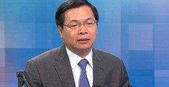 Cựu Bộ trưởng Vũ Huy Hoàng bị bệnh hiểm nghèo, nên chưa xem xét khai trừ Đảng