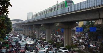 Đường sắt Cát Linh- Hà Đông: Đi chỉ mất 20 phút nhưng chờ đợi 13 năm