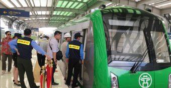 Hà Nội không nhận bàn giao từng phần đường sắt Cát Linh – Hà Ðông