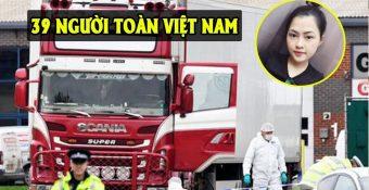 """Giá như không có Formosa, có lẽ 39 người Việt không c.h ế.t và nhiều người không bỏ trốn bằng con đường """"đi nhờ"""" container"""