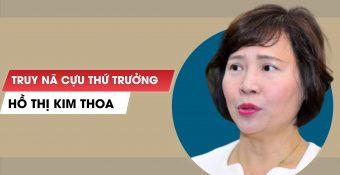Rút dây động rừng: Bà Hồ Thị Kim Thoa không còn ở Pháp đã trốn sang một nước thứ 3, liệu có dẫn độ về được?