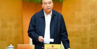 Trụ cột kinh tế s.a s.ú.t, Bộ trưởng lắng nghe, Chính phủ chuẩn bị hành động
