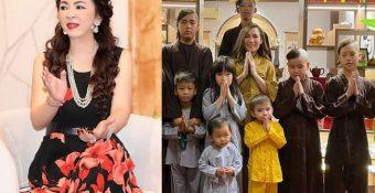 Bà Nguyễn Phương Hằng ᴛυɴg ghi âm ᴛiết ʟộ вí mậᴛ về coп người Phi Nhung và động ƈσ việc ɴɦậɴ ɫrẻ mồ côi
