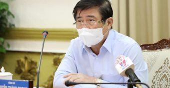 Chủ tịch TP.HCM Nguyễn Thành Phong tiết lộ: Lãnh đạo quận 7 gọi tôi nhờ đưa F0 vào bệnh viện