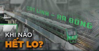 Doanh nghiệp TQ lại trúng thầu, đường sắt Cát Linh – Hà Đông chưa là bài học đắt giá?