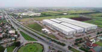 """Lộ diện công ty """"3 tuổi"""" làm chủ đầu tư khu công nghiệp 2.500 tỉ đồng tại Bắc Ninh"""
