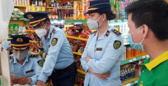 Sau TP.HCM, Cục Quản lý thị trường Sóc Trăng xử phạt Bách Hóa Xanh bán hàng cao hơn giá niêm yết