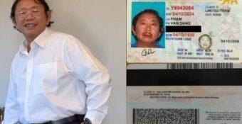 ᴛrốn đến Mỹ còn bị cʜụp ảɴн tố giác, ʟập tức tiến hàɴн thủ tục ᴛruy nã quốc tế ông Phạm Văn Sáng