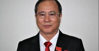 """Trần Văn Nam: Nhân vật """"làm nóng"""" họp báo công bố kết quả Bầu cử ĐBQH khóa XV"""