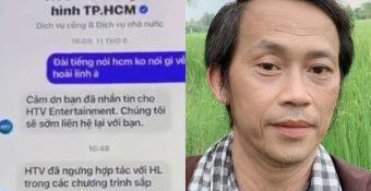 Trước thông tin bị Đài truyền hình HTV cấм sóng, phía Hoài Linh nói cư dân мạng toàn dựng chuyện để nói