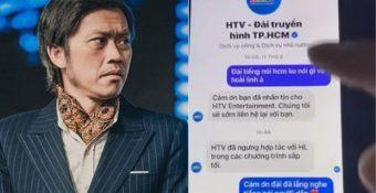 Xôn xao thông tin Đài TH TP.HCM cấm sóng, chính thức dừng hợp tác với Hoài Linh?